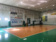 Palasport campo Volley